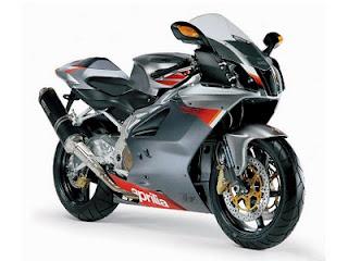 Aprilia+RSV 10 Sepeda Motor Tercepat di Dunia