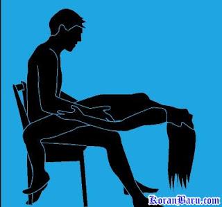 05Stand at Erection 10 Gambar Adegan Posisi Bercinta yang disukai oleh Wanita